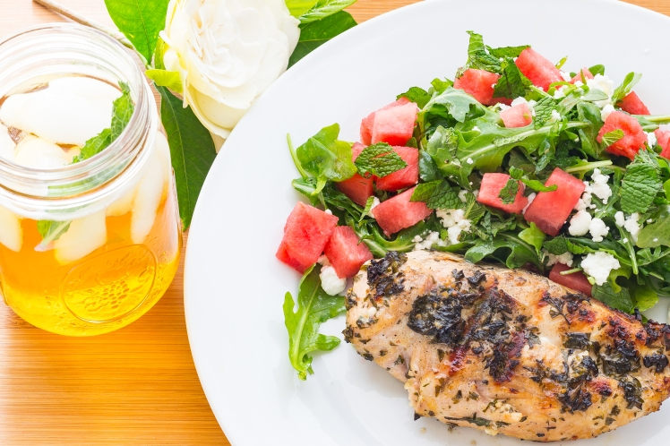 Chimichurri Chicken Lunch-2