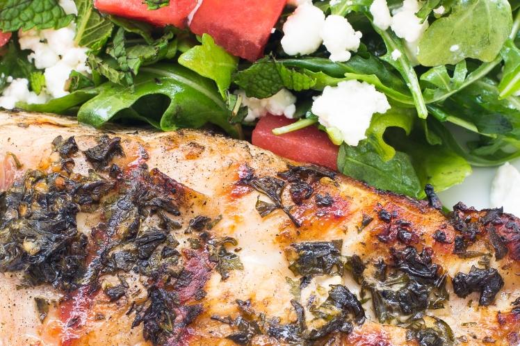 Chimichurri Chicken Lunch-4